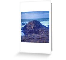 Giant's Causeway I Greeting Card