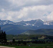 Colorado rockies by HAHANOW