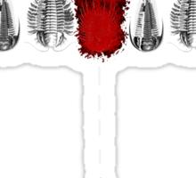 Trilobytes Sticker