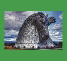 Kelpies at the Helix Kids Clothes