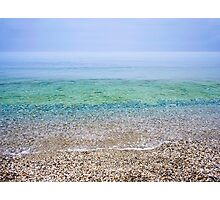 Tranquil Beach Photographic Print