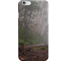 The Journey - Mount Wilson NSW Australia - The HDR Experience iPhone Case/Skin