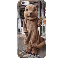 Town Mascot iPhone Case/Skin