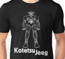 Kotetsu Jeeg Unisex T-Shirt