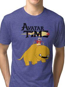 The Last Adventurer Tri-blend T-Shirt