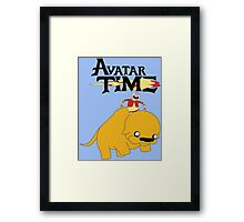 The Last Adventurer Framed Print