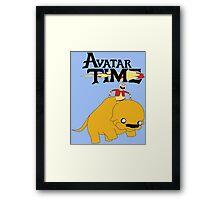 The Last Adventurer Framed Print