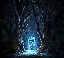 The Lord of the Rings: Gates of Moria by Adam Dens