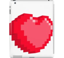 Bit of my heart iPad Case/Skin