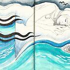 Sketchbook Jak, 94-95 by AnnaAsche