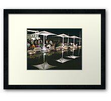 Kubo reflections Framed Print
