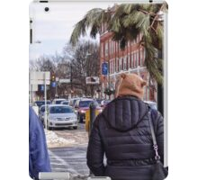 Hat heads iPad Case/Skin