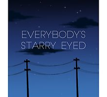 Starry Eyed by EmilyReger