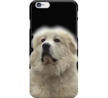 The Great Pyrenees mountain dog iPhone Case/Skin