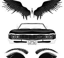 Angels, Hunters, & Demons (No Words) by ksshartel