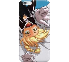 Edward Elric Flying Monkey iPhone Case/Skin