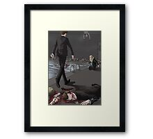 Alternate Ending Framed Print