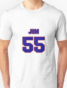 National football player Jim Romano jersey 55 T-Shirt