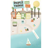 Jack's Mannequin - People and Things Photographic Print