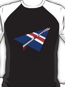 Paper Airplane 97 T-Shirt