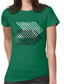 This Way NO That Way Womens Fitted T-Shirt