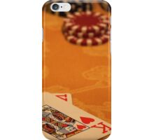 Cards and Chips iPhone Case/Skin