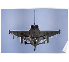 Eurofighter Typhon Poster