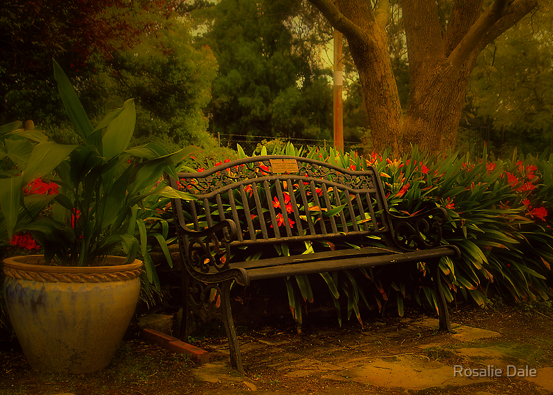 Banquette by Rosalie Dale
