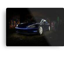 Mazda Roadster Metal Print