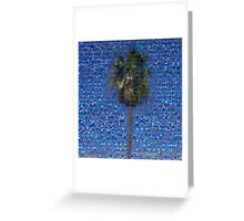 *PALM SPRINGS (CA) NIGHTS* Greeting Card