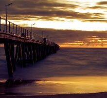Noarlunga Jetty by Ryan Carter