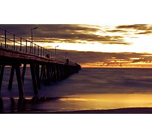 Noarlunga Jetty Photographic Print