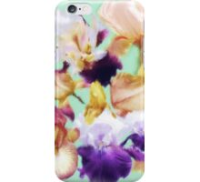 IRIS COLLAGE iPhone Case/Skin