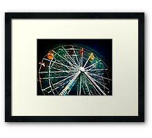 Midnight Ride Framed Print