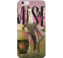 Unshackled, Misfit by Lendi Hader iPhone Case/Skin