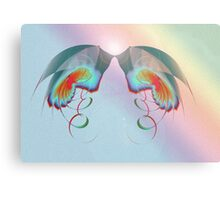 Rainbow Chaser Metal Print