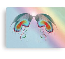 Rainbow Chaser Canvas Print