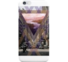 Escape From The City iPhone Case/Skin