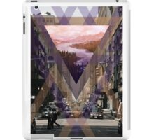 Escape From The City iPad Case/Skin