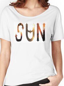 Dymond Speers Sun Women's Relaxed Fit T-Shirt