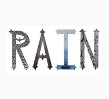 Dymond Speers Rain by Brian Blaine