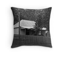 Illawarra Pioneer Throw Pillow