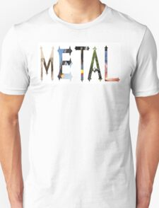 Dymond Speers Metal T-Shirt