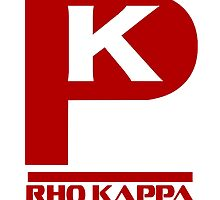 Rho Kappa Shirt Logo 3 by CFSanchez2