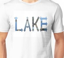 Dymond Speers Lake Unisex T-Shirt