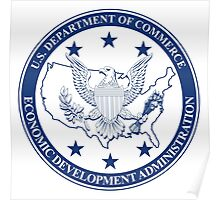 Economic Development Administration Poster