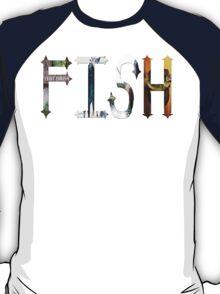 Dymond Speers Fish  T-Shirt