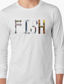Dymond Speers Fish  Long Sleeve T-Shirt