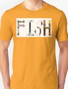 Dymond Speers Fish  T-Shirt