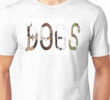 Dymond Speers Dogs Unisex T-Shirt